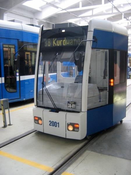 Symulator tramwaju