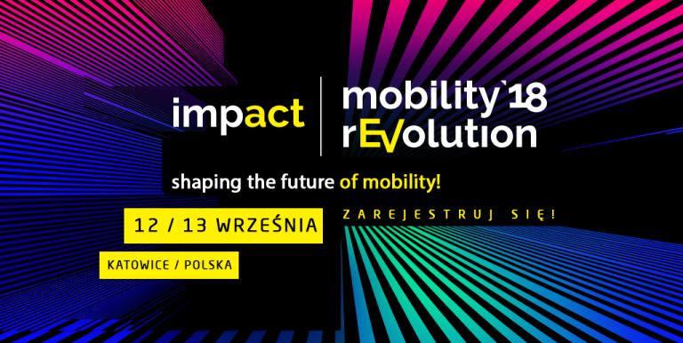 Kongres Impact mobility rEVolution'18